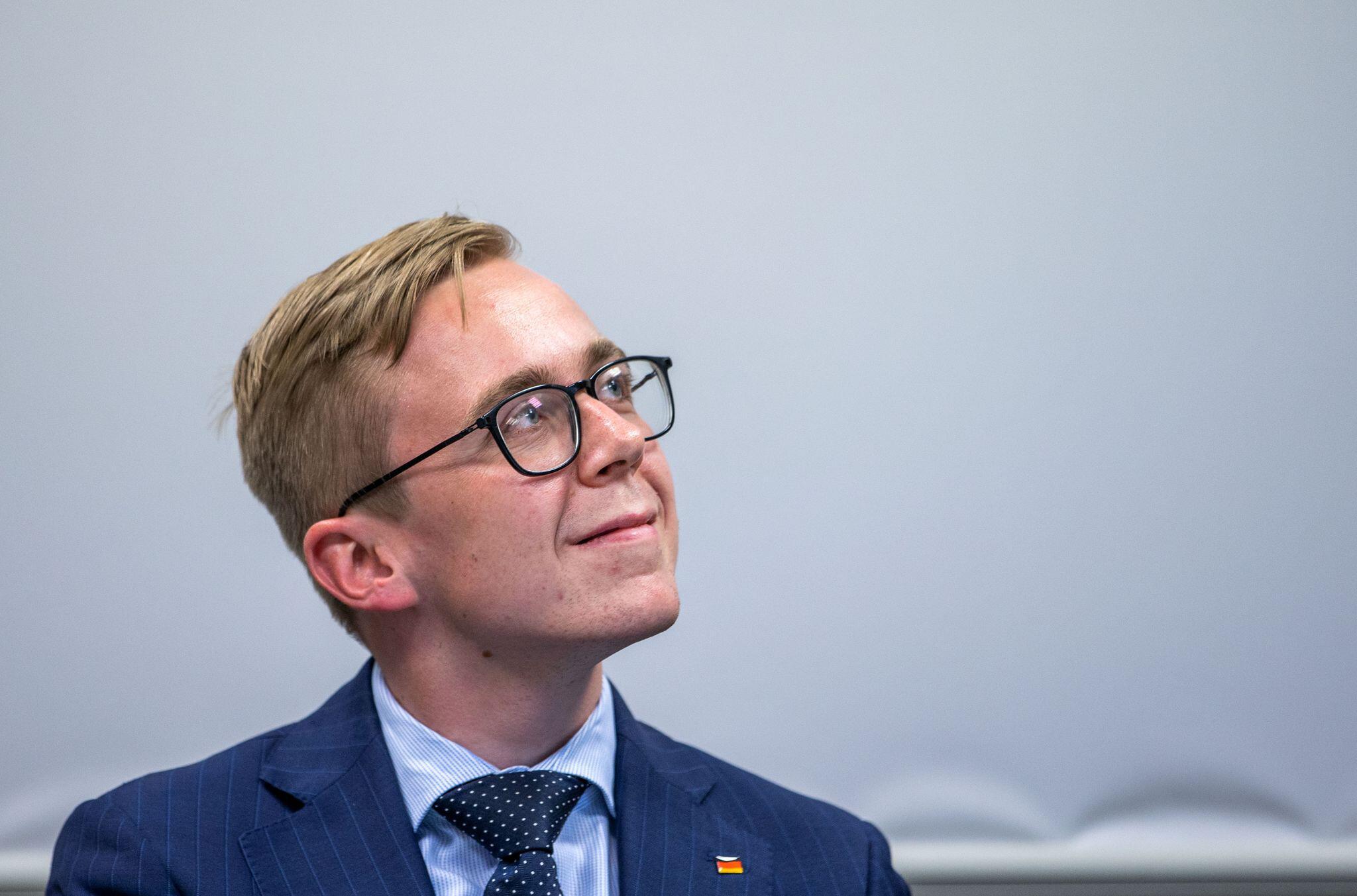 Bild zu Amthor bei CDU-Kreisvorstand