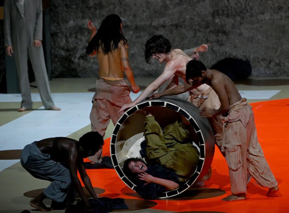 """Salzburger Festspiele 2021 - """"Intolleranza 1960"""""""