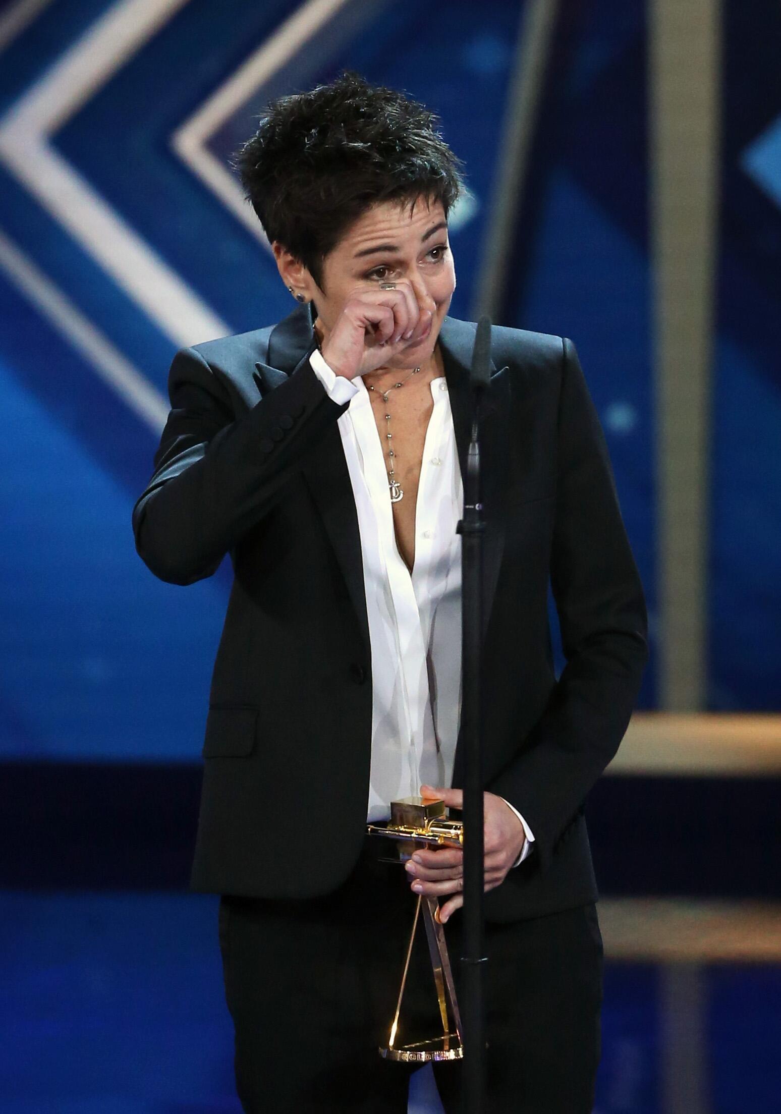 Goldene Kamera Für Tv Journalistin Dunja Hayali Webde