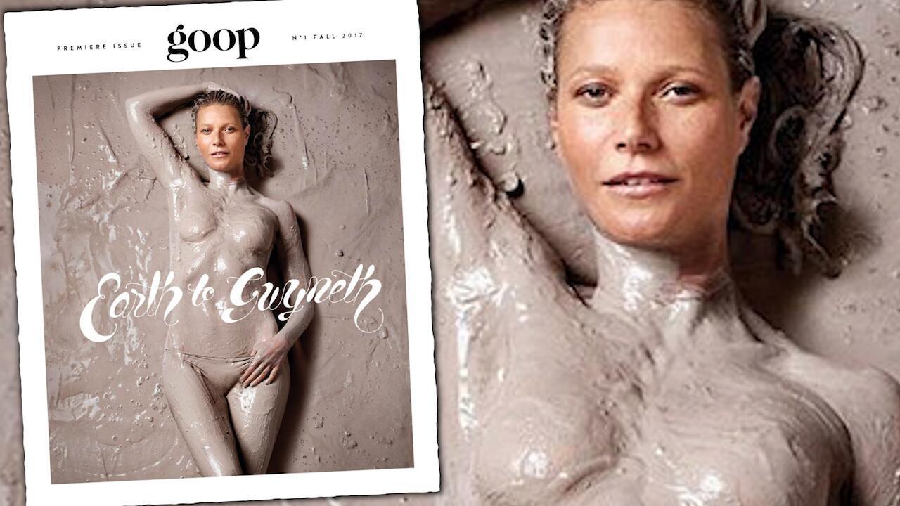 Bild zu Gwyneth Paltrow nackt und schmutzig