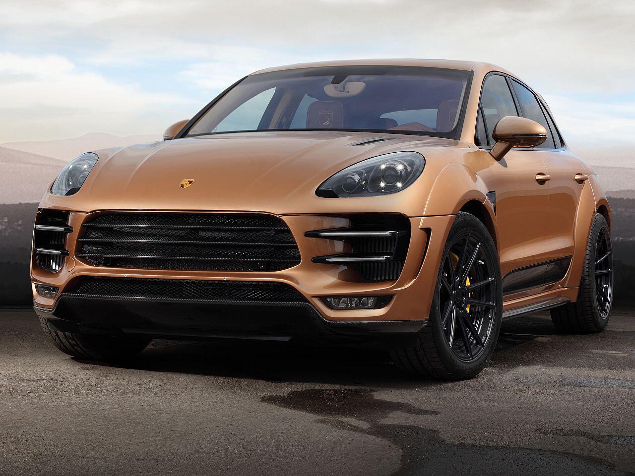 Bild zu Porsche Macan von Topcar