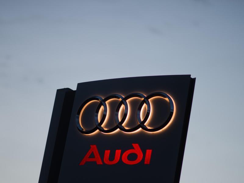 Bild zu Audi-Logo