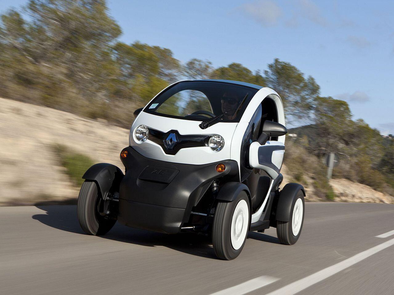 Bild zu Renault Twizy