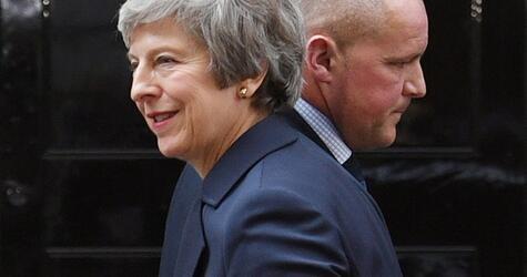 Brexit - Kabinettssitzung London