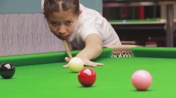 Bild zu Nutcharut Wongharuthai, Snooker, Rekord, Thailand