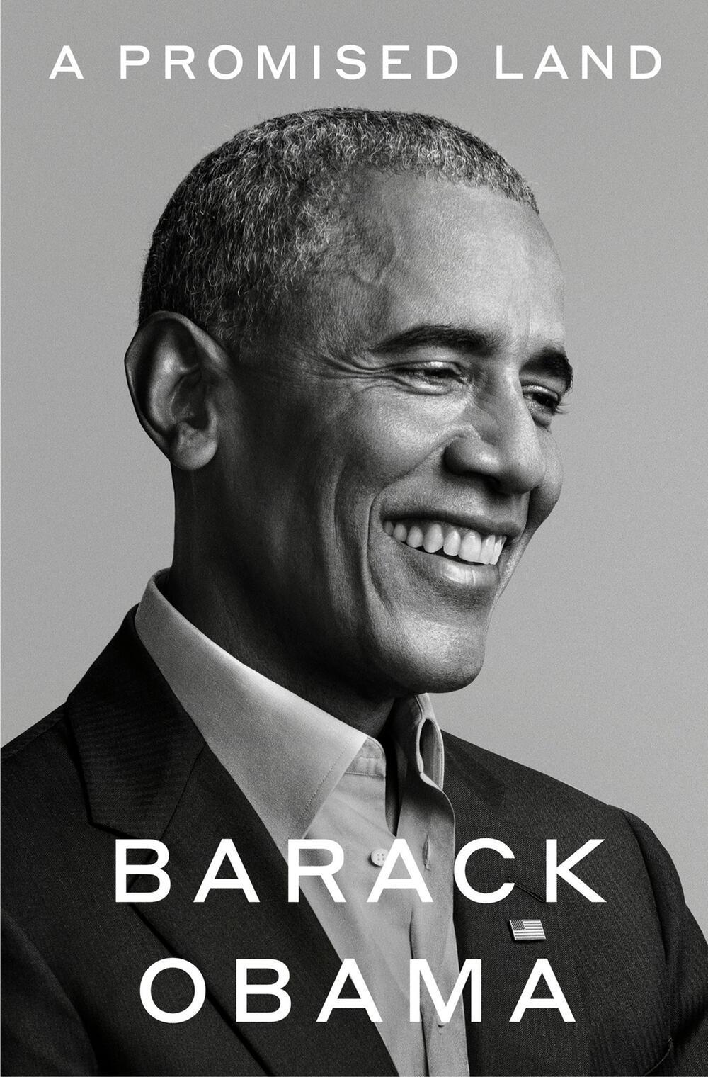 Obama veröffentlicht Memoiren