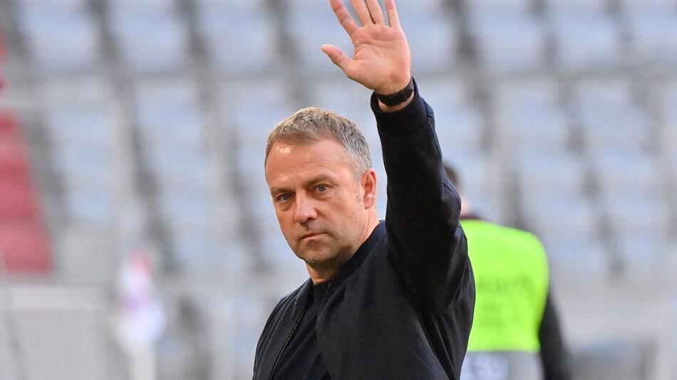 Der neue Bundestrainer Hansi Flick