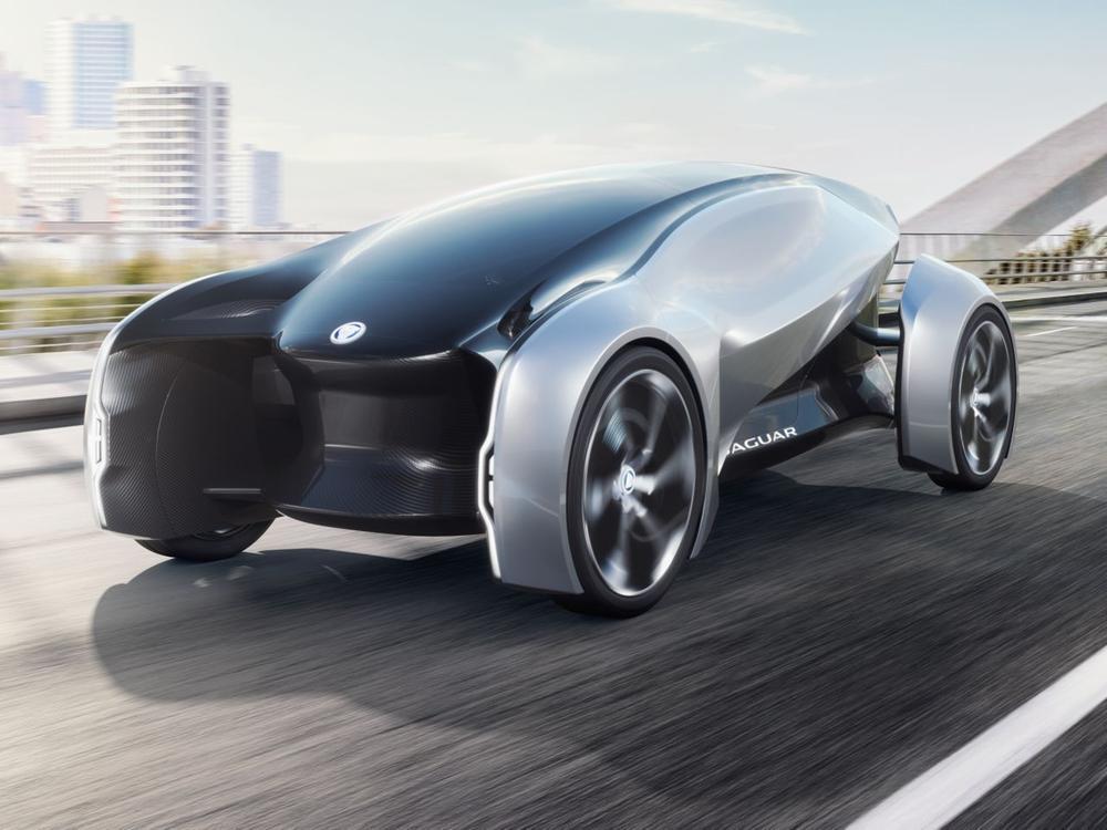 Bild zu Jaguar Future-Type