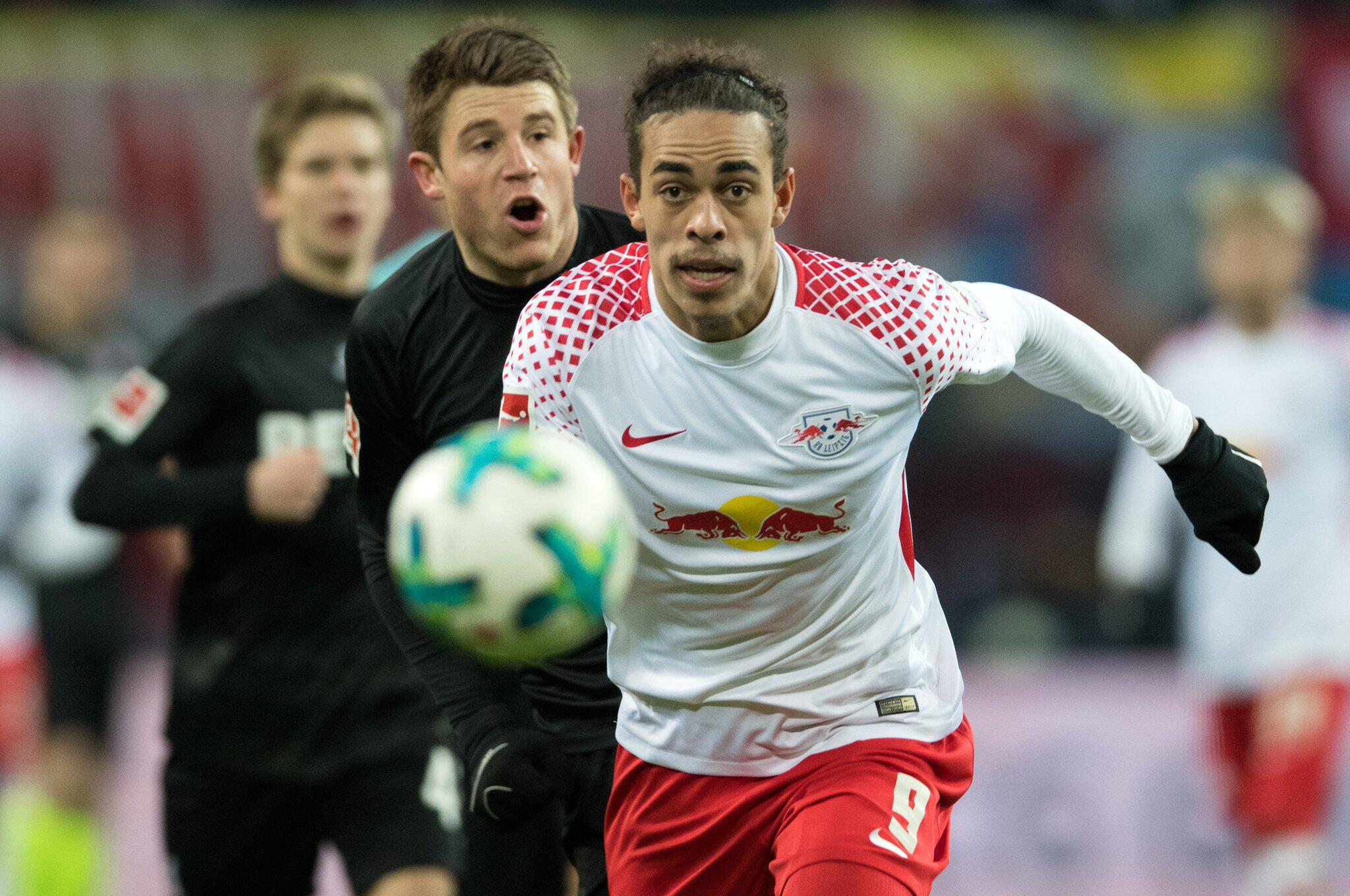Bild zu RB Leipzig - 1. FC Köln