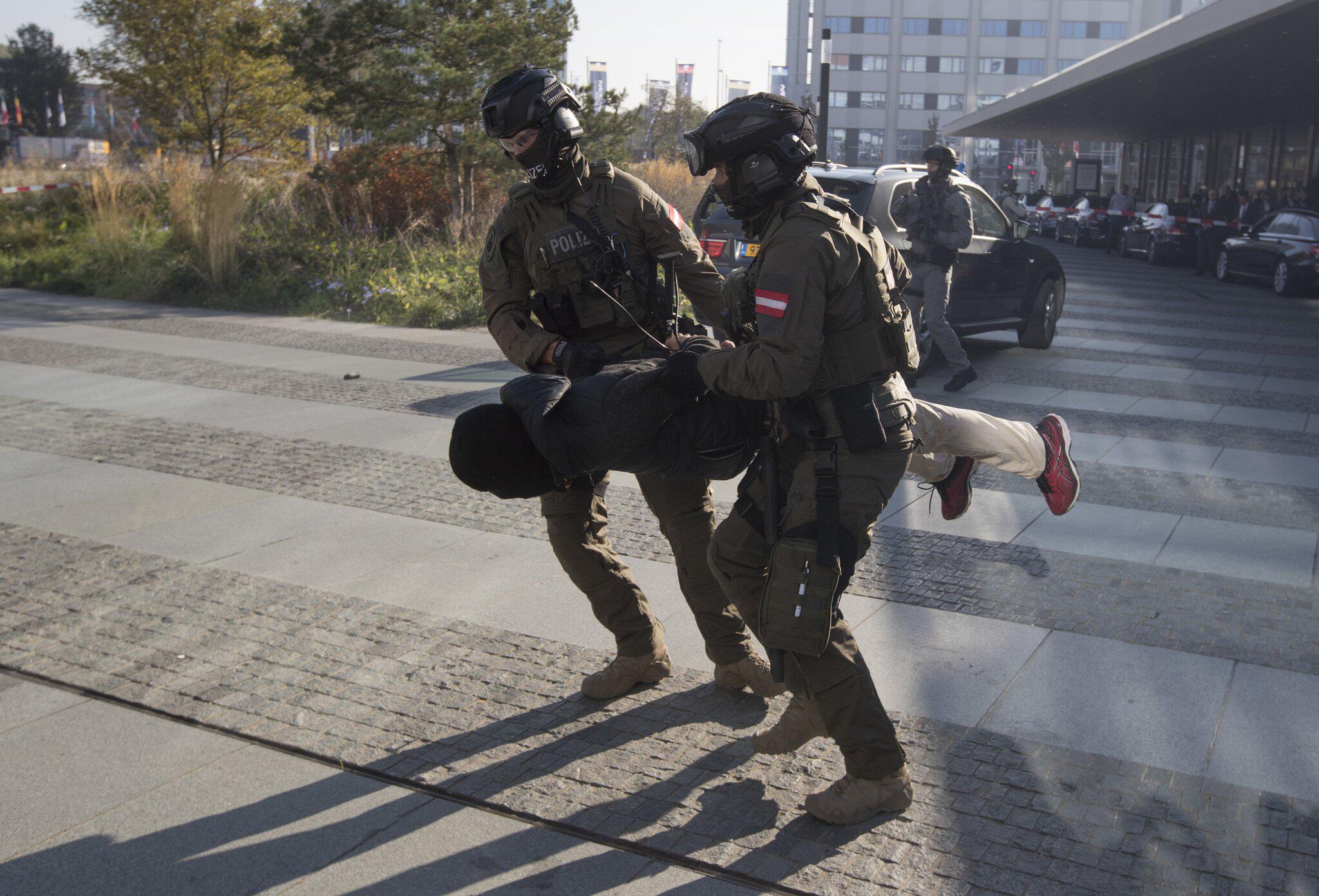 Bild zu Europol und Anti-Terror-Netzwerk Atlas-Verband kooperieren