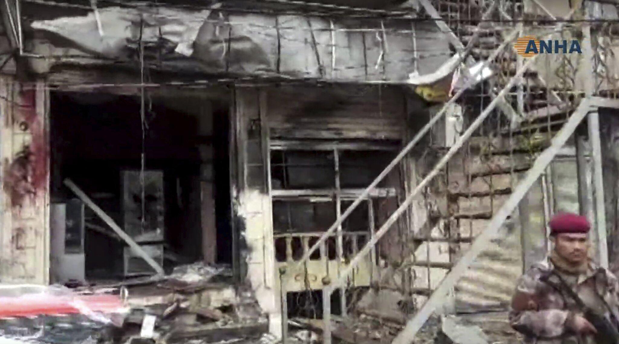 Bild zu Selbstmordanschlag in nordsyrischer Stadt