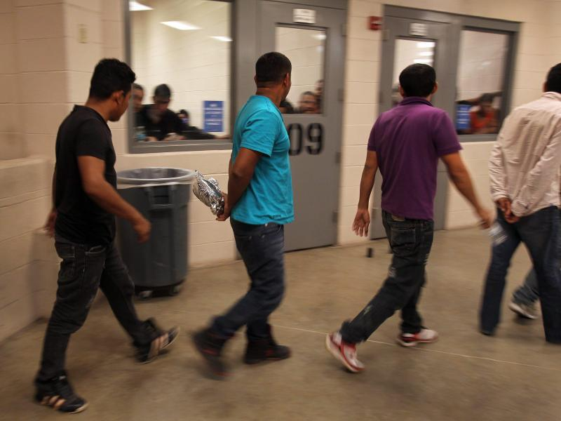 Bild zu Immigranten