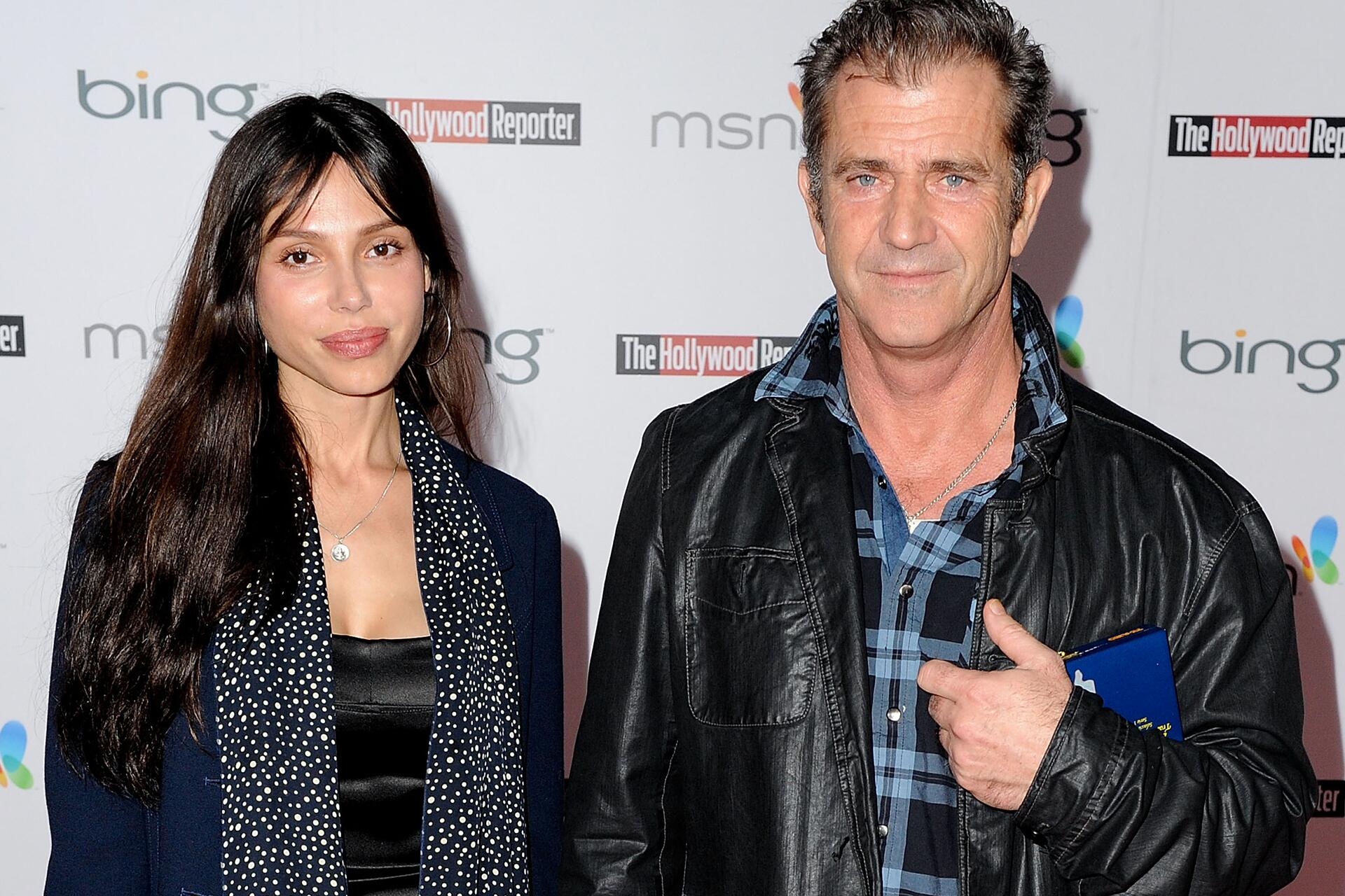 Bild zu Mel Gibson, Oksana Grigorieva, Ex-Freundin, Unterhalt