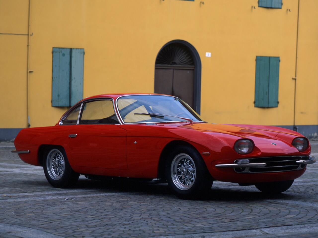 Bild zu Lamborghini 350 GT