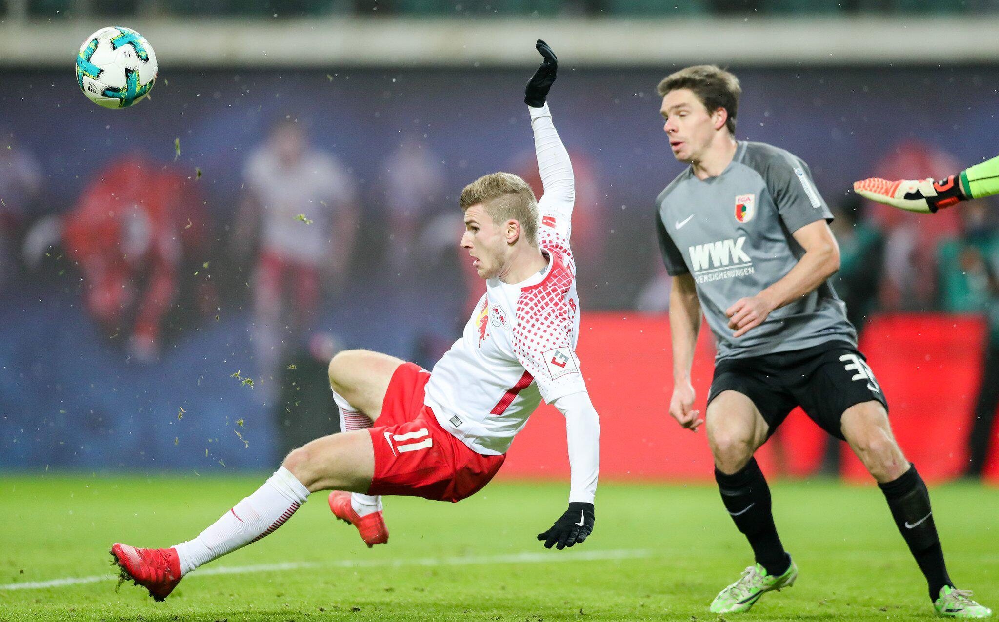 Bundesliga Tor Debütant Dayot Upamecano Bringt Rb Leipzig Gegen Fc