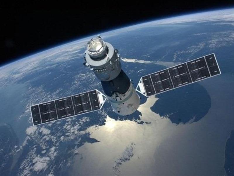 Bild zu «Tiangong 1»