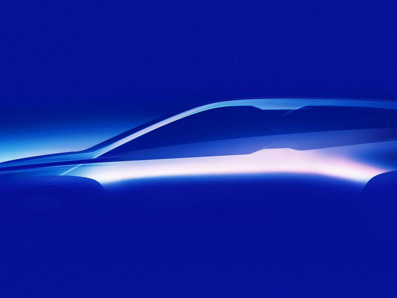 Bild zu BMW Visionsfahrzeug iNEXT