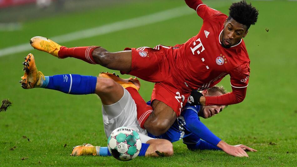 FC Schalke 04, Bayern München