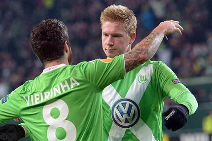 Kevin de Bruyne, VfL Wolfsburg