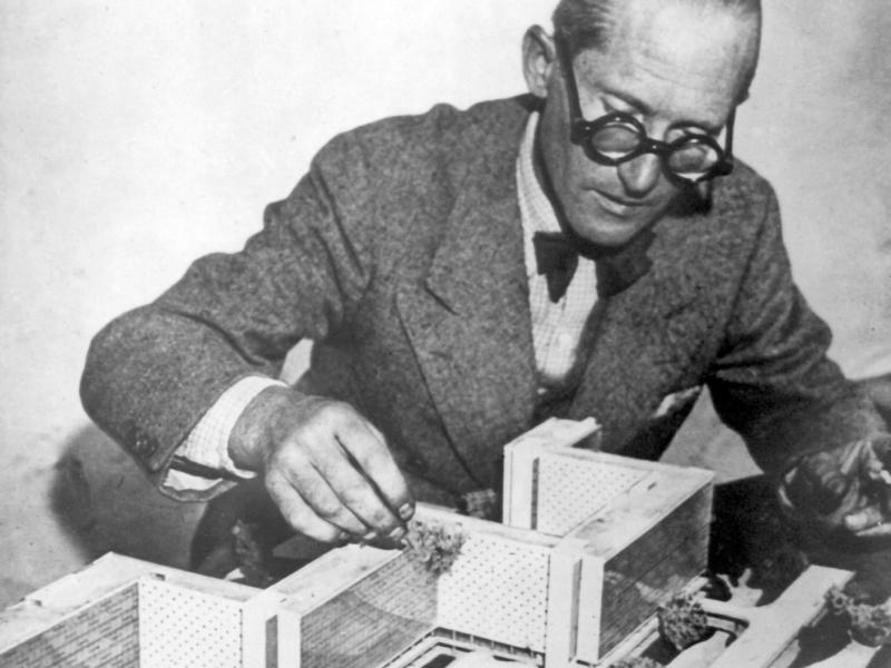 Bild zu Le Corbusier