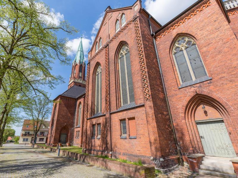 Bild zu Die Wittenberger Kirche