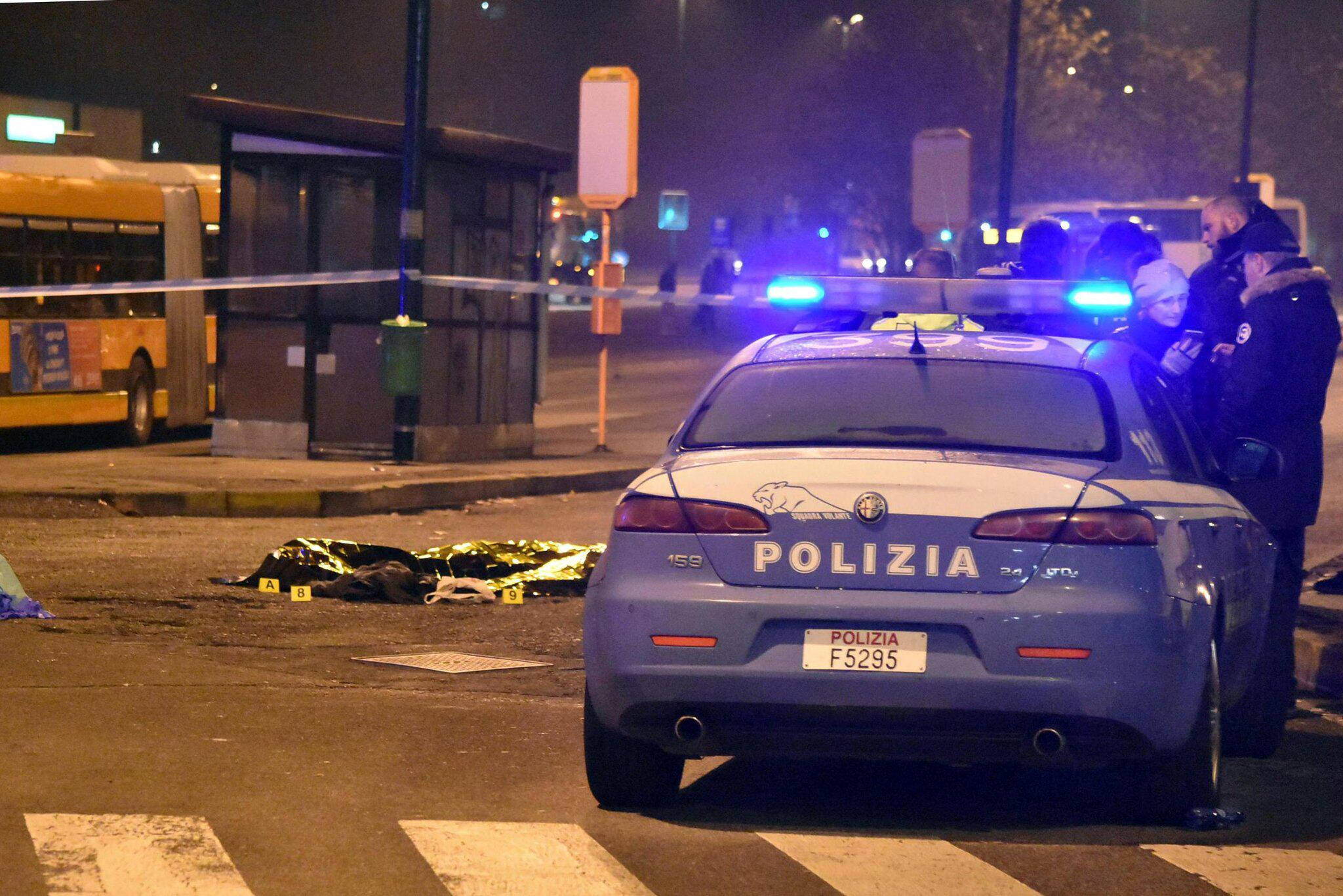 Bild zu Berlin Christmas Market attack suspect Amri killed near Milan