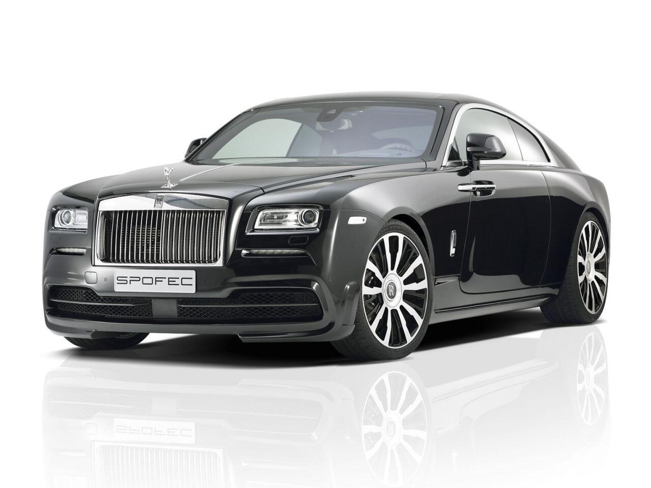 Bild zu Rolls-Royce Wraith von Spofec