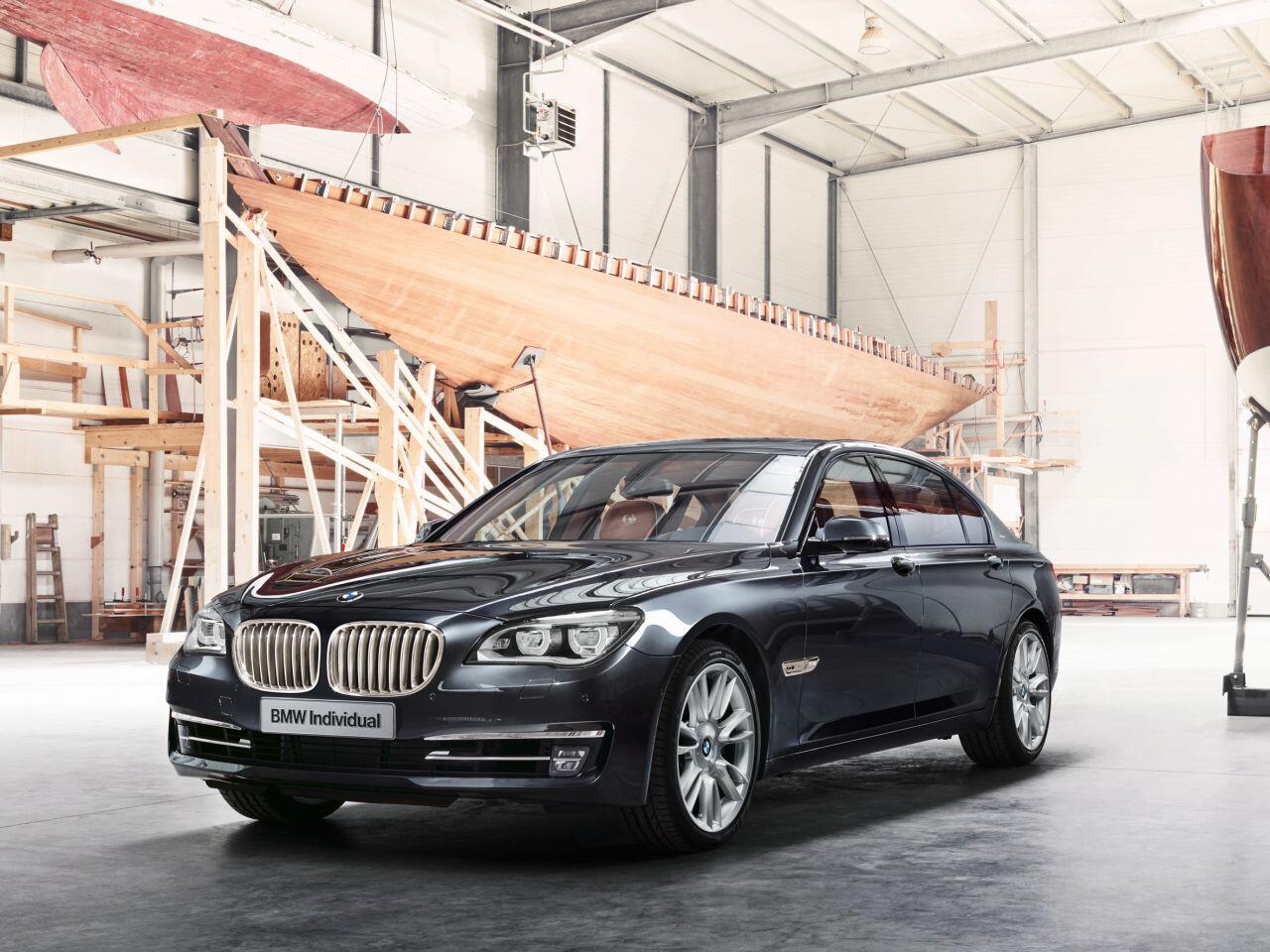 Bild zu BMW 760 Li