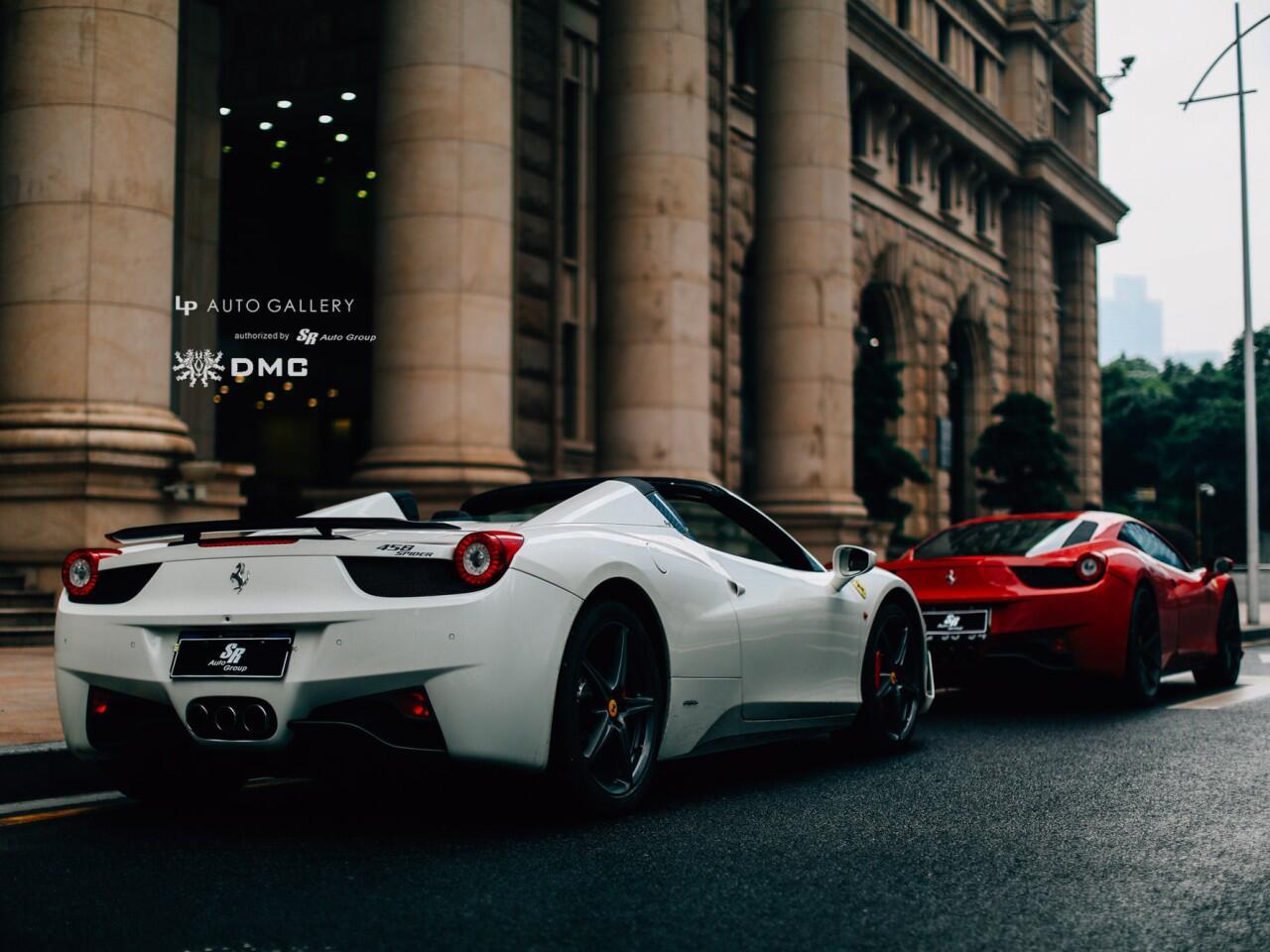 Bild zu Neue Puschen für den Ferrari