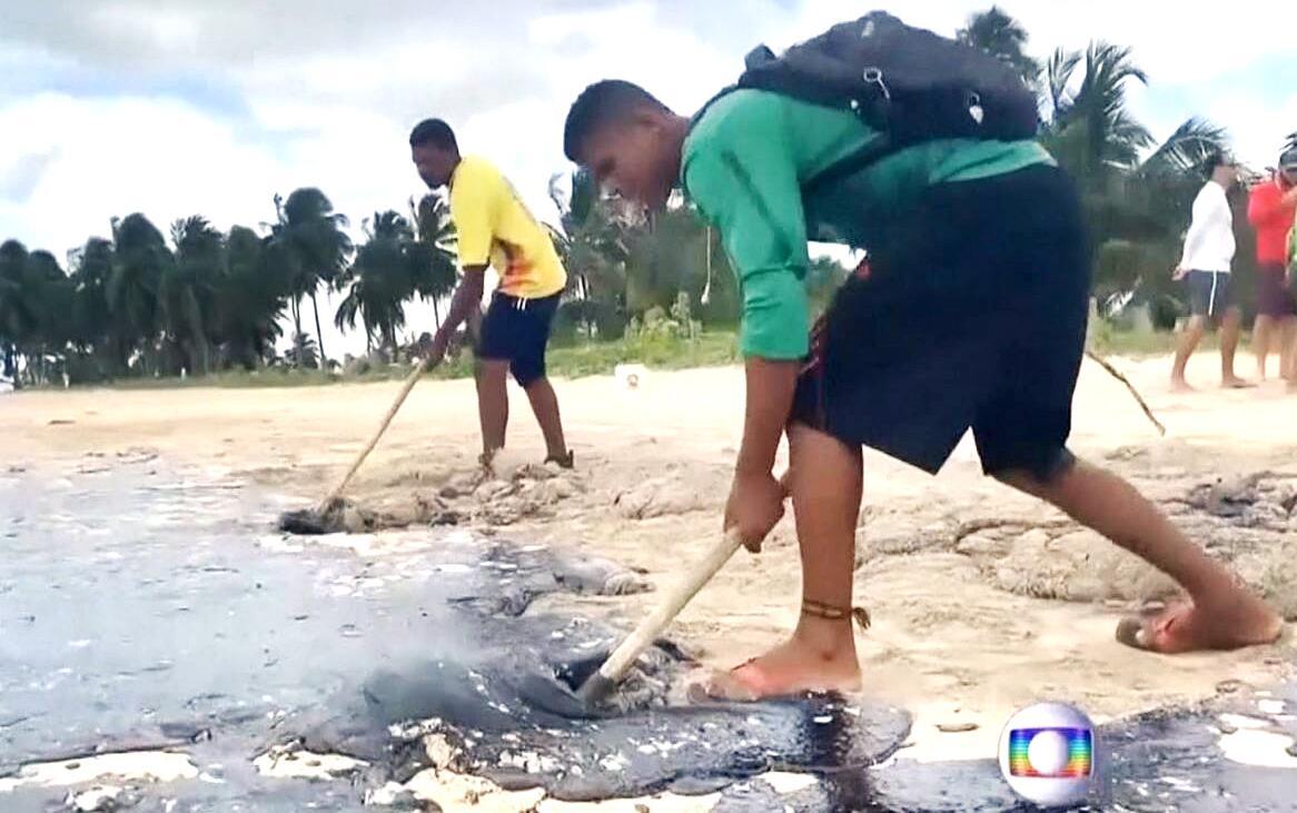 Bild zu Ölpest