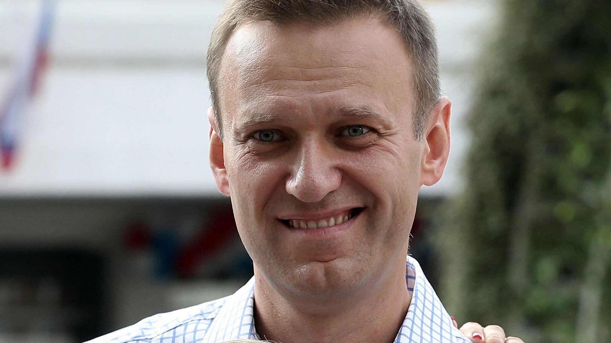 Bild zu Kremlkritiker Nawalny