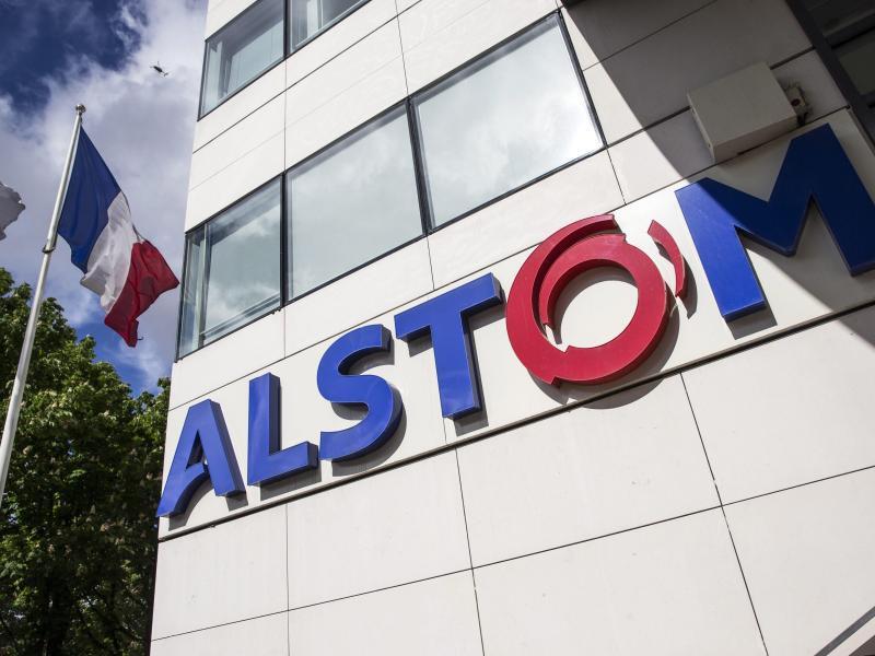 Bild zu Alstom