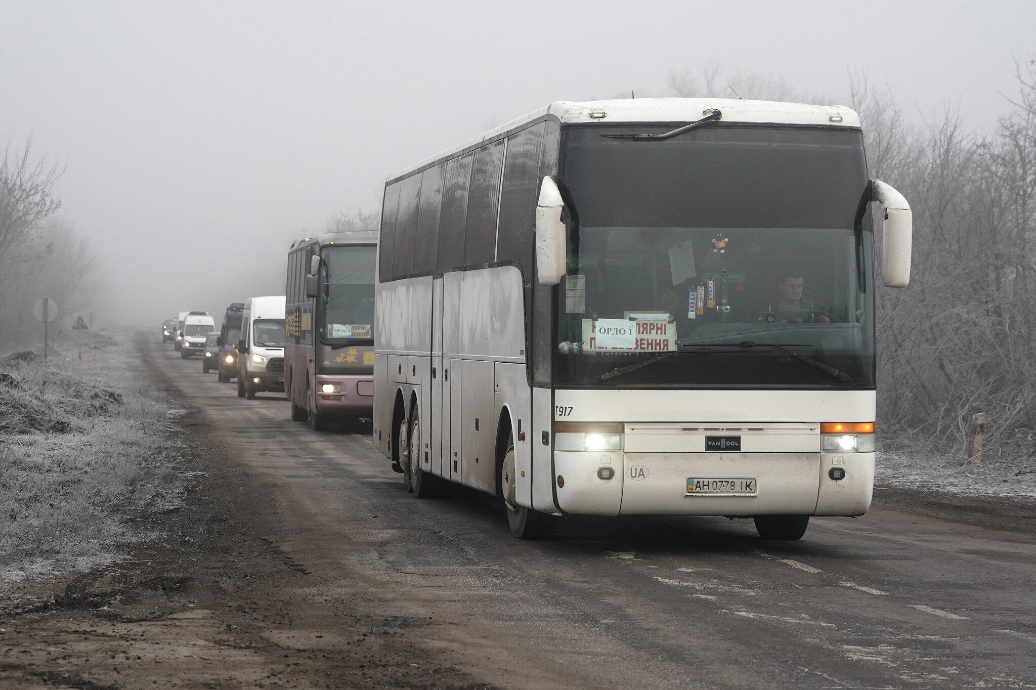 Bild zu Ukraine-Konflikt - Gefangenenaustausch