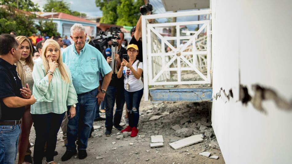 Erdbeben in Puerto Rico