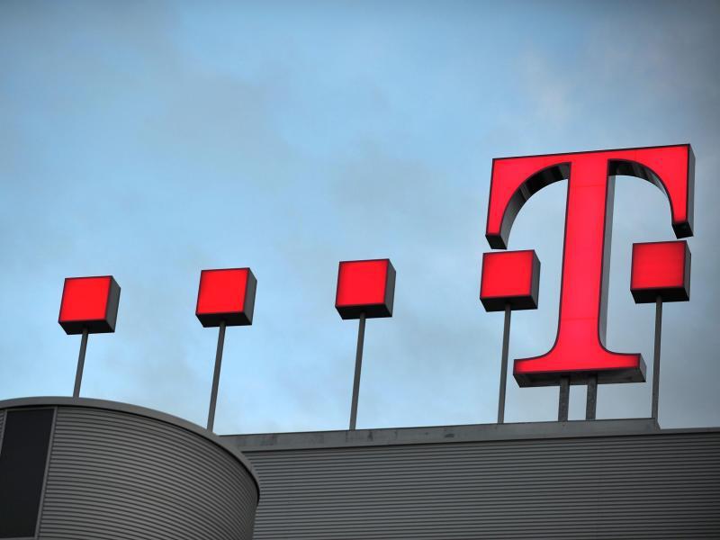 Bild zu Telekom-Logo