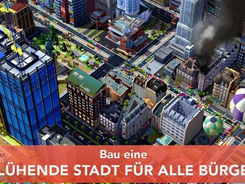 Bild zu SimCity BuildIt