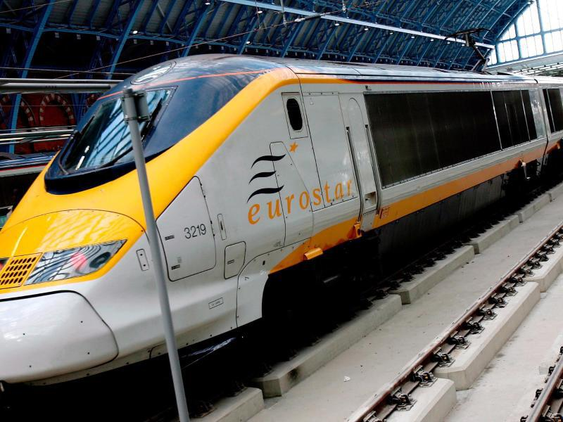 Bild zu Mit dem Eurostar nach London