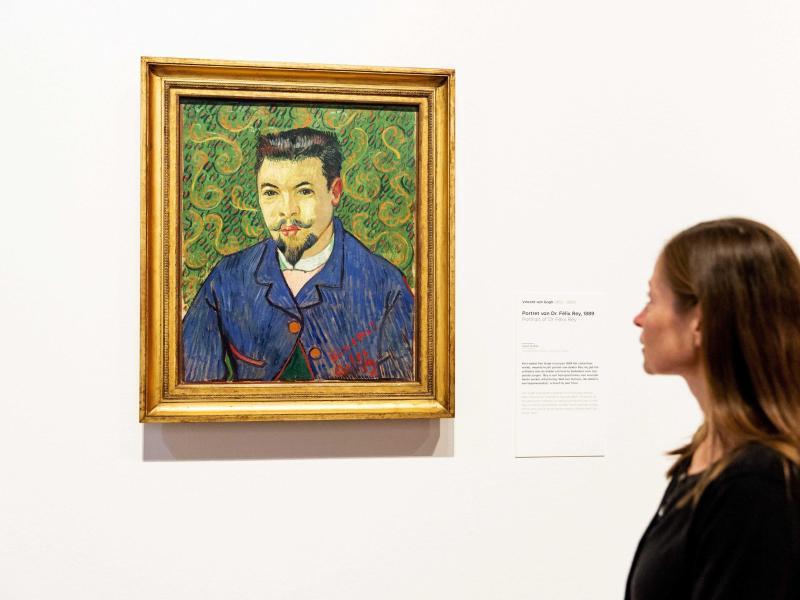 Bild zu Vincent van Gogh