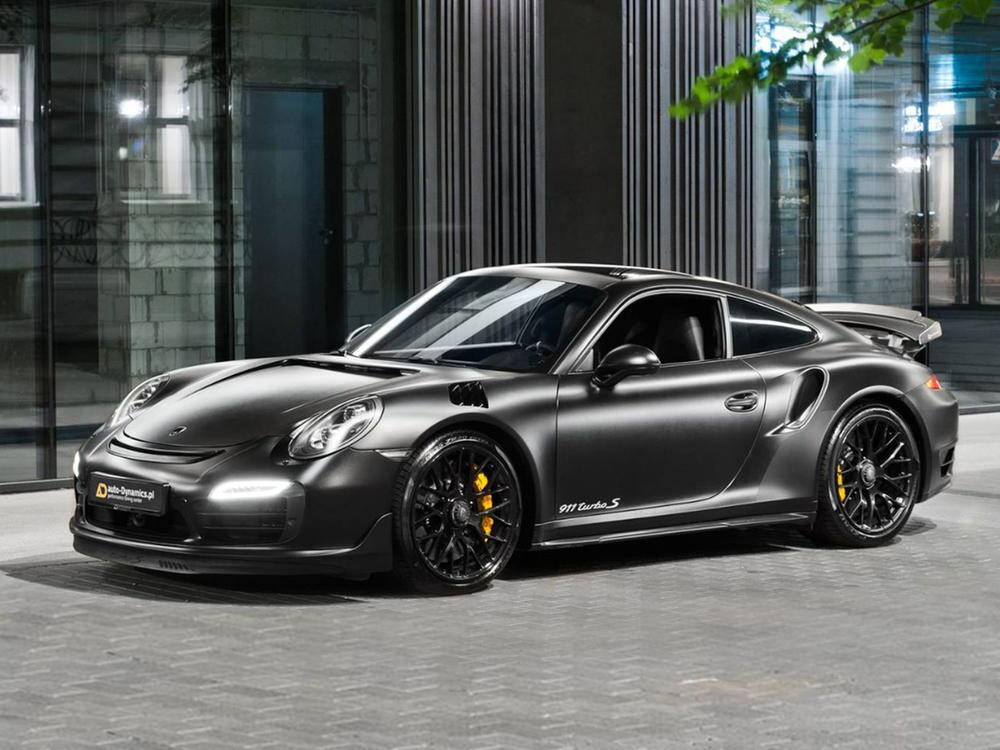 700 ps starkes batmobil porsche 911 turbo s von auto dynamics web de. Black Bedroom Furniture Sets. Home Design Ideas
