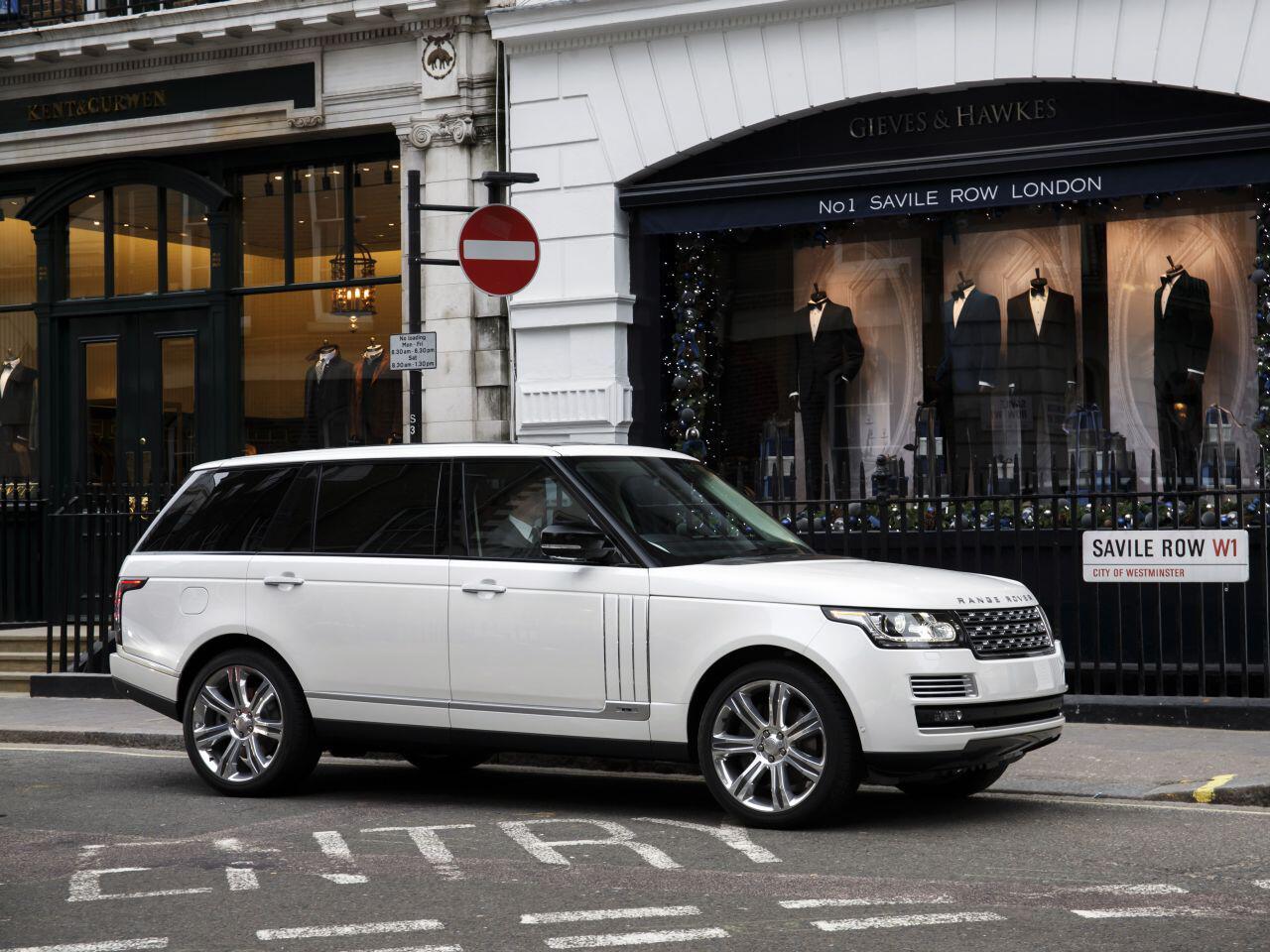 Bild zu Range Rover LWB