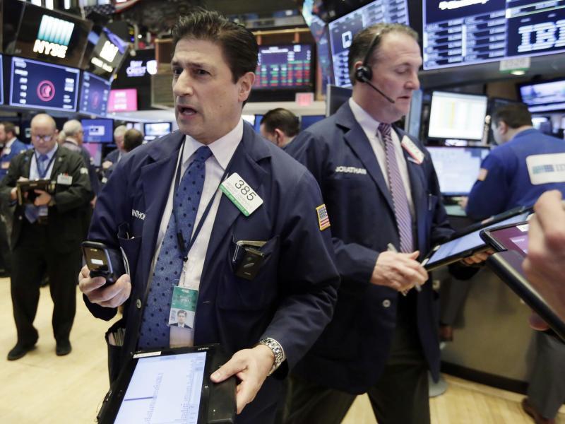 Bild zu Börsenhandel in New York