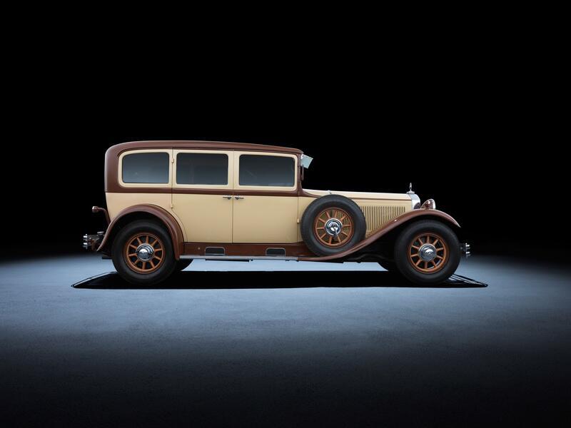 Bild zu Mercedes-Benz Nürburg