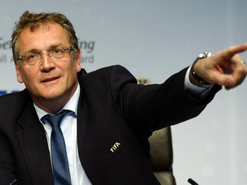 Bild zu FIFA-Generalsekretär