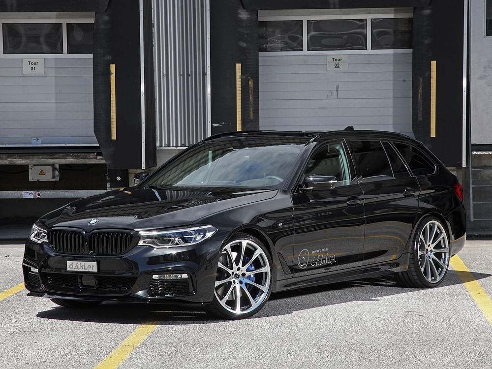 Bild zu BMW 5er Touring Dähler Competition Line