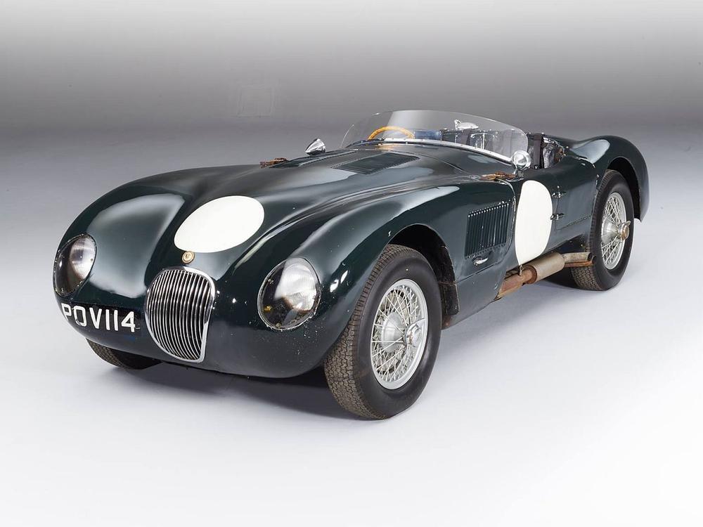 Bild zu Jaguar C-Type Bonhams