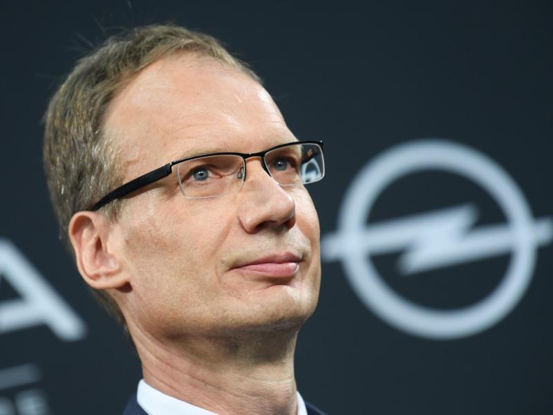 Bild zu Opel - Michael Lohscheller