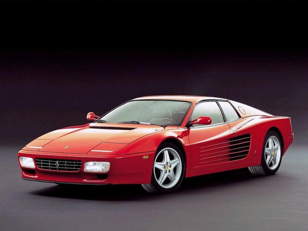 Bild zu Ferrari Testarossa