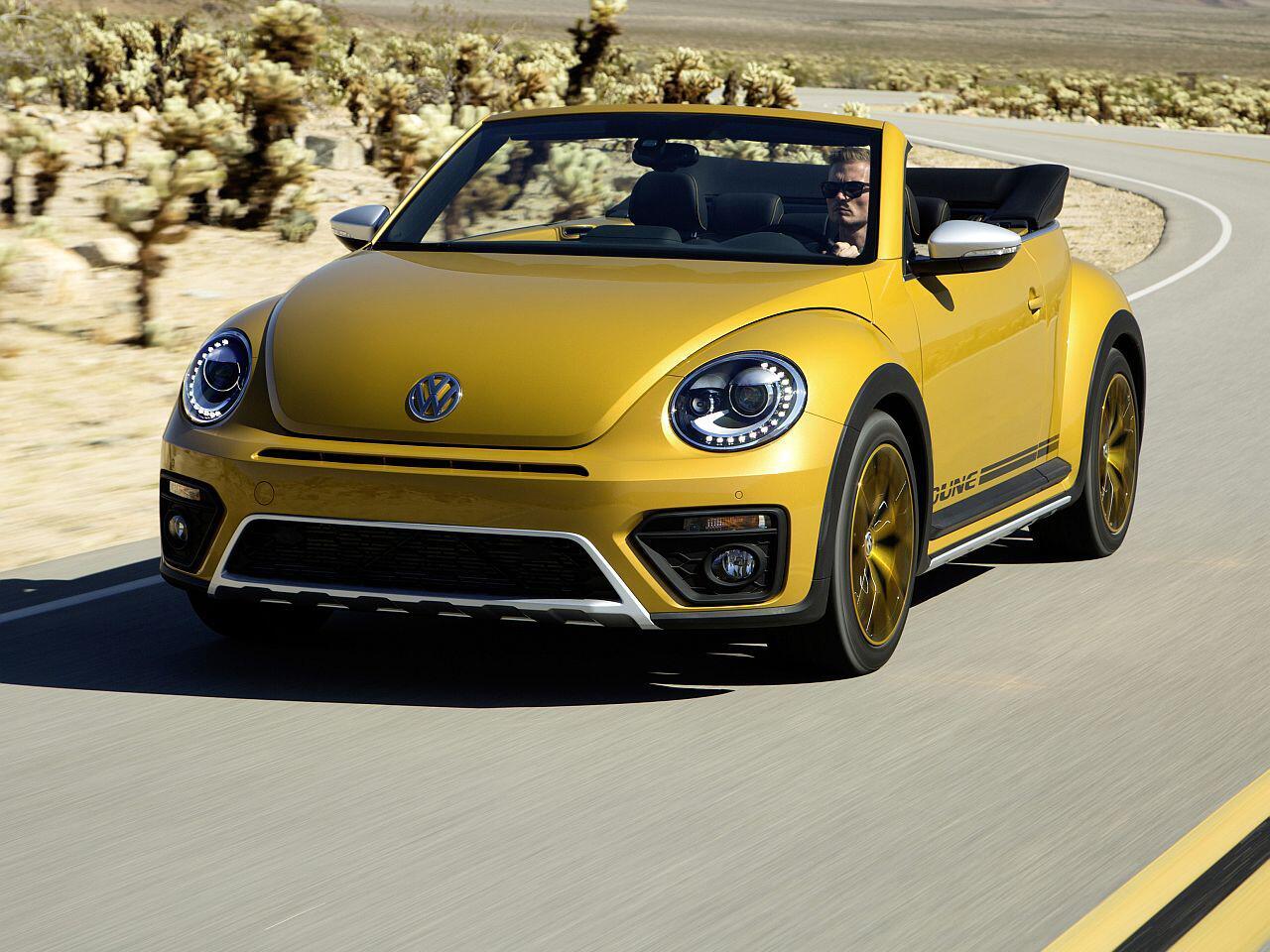 Bild zu VW Beetle Cabrio