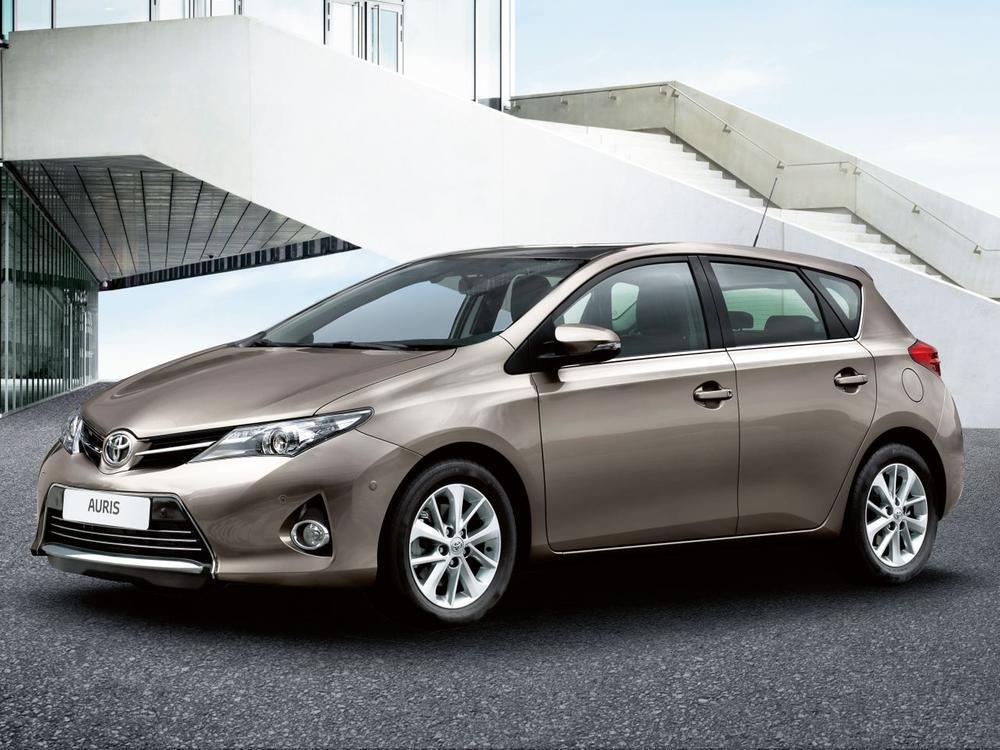 Bild zu Platz 14: Toyota Auris 1.4 D