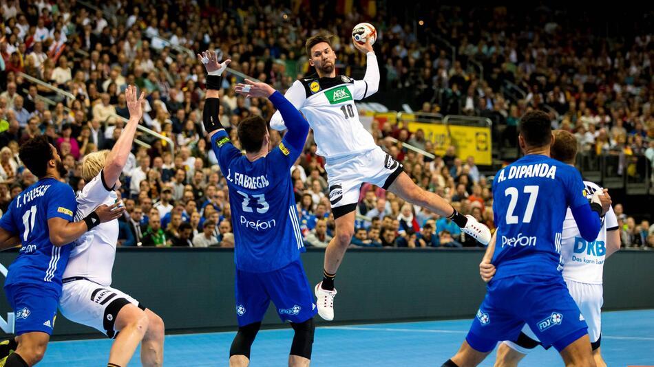 Handball-WM, Deutschland, Frankreich, Wiede